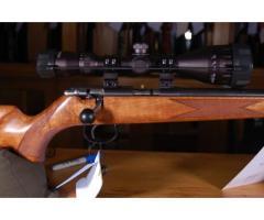Anschutz 1517 Carbine Varmint .17 Hornady Magnum Rimfire (.17HMR)