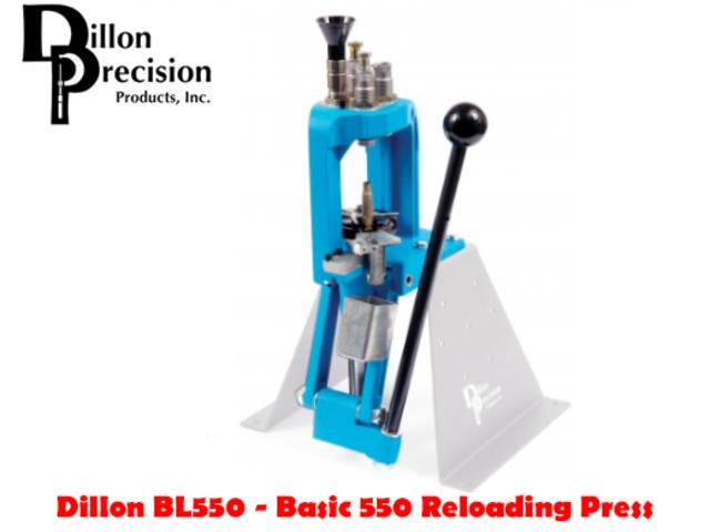 dillon reloading machine