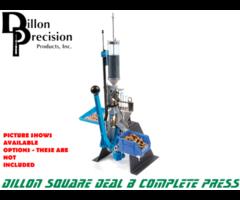 Dillon Precision Square Deal B Complete Reloading Press