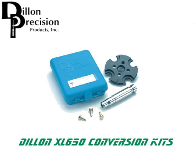 For Sale - Dillon Precision XL650 Calibre Conversion Kits - Gungle