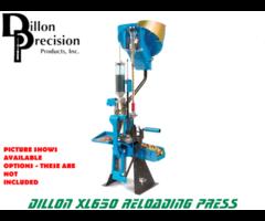 Dillon Precision XL650 Reloading Press