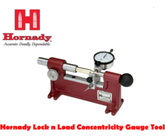 Hornady Lock n Load Concentricity Gauge Tool