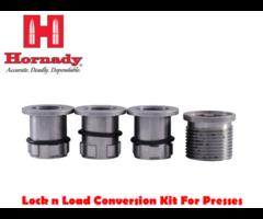 Hornady Lock n Load Conversion Kit For Reloading Presses