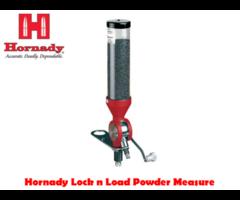 Hornady Lock n Load Powder Measure .5-265gr w/ 2 Drop Tubes