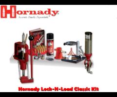 Hornady Lock-N-Load Classic Kit – Reloading Press Kit