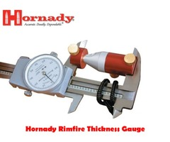 Hornady Rimfire 17/22 Cal Thickness Gauge