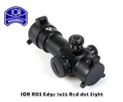 IOR Valdada RDS Edge Military Spec 1×25 Red Dot Sight