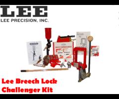 Lee Breech Lock Challenger Reloading Press Kit