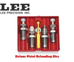 Lee Deluxe 4 Reloading die Pistol / Hand gun Reloading Die Set