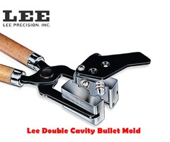 Lee Double Cavity .312 Bullet Mold with Handles