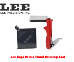 Lee Ergo Prime Hand Priming Tool