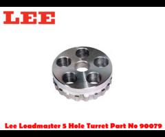 Lee Loadmaster 5 Hole Turret