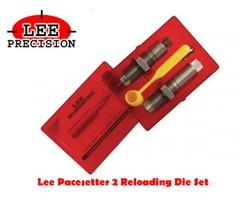 Lee Precision Pacesetter 3 die or 2 Die Reloading Dies