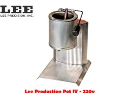 Lee Precision Production Pot IV – 10lb Lead Capacity
