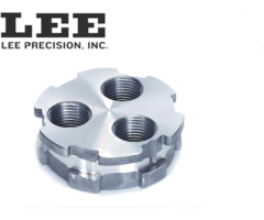 Lee Pro 1000 and Turret Press 3 Hole Quick Change Turret For Lee Reloading Press