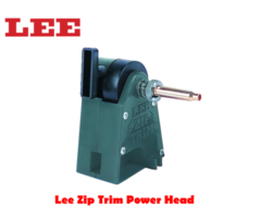 Lee Reloading Zip Trim Case Trimmer Power Head