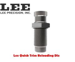 Lee Rifle Quick Trim Reloading Die