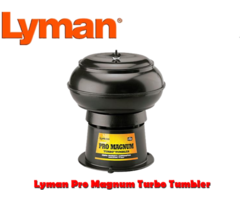Lyman 2500 Pro Magnum Tumbler 220v AUTOFLO
