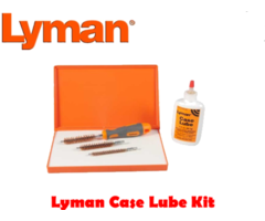 Lyman Case Lube Kit