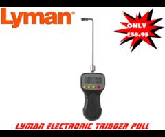 Lyman Electronic Trigger Pull Gauge