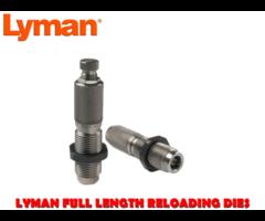 Lyman Full Length Reloading Dies