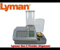 Lyman Gen 5 Precision Electronic Powder Scales / Dispenser