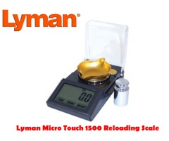Lyman Micro Touch 1500 Reloading Scale