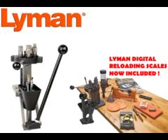 Lyman Press Kit – T Mag Deluxe Expert Kit