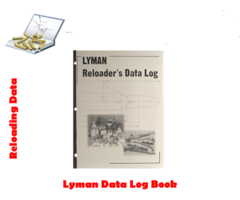 Lyman Reloading Data Log