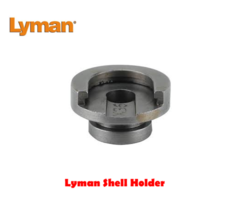 Lyman Shellholder = Fits Lyman & Other Popular Presses