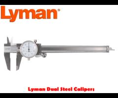 Lyman Stainless Steel Dual Caliper