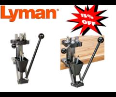 Lyman T Mag 2 Reloading Press