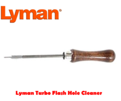 Lyman Turbo Flash Hole Cleaner