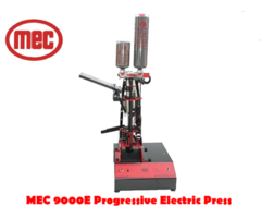 MEC 9000E Progressive Electric Shotshell Reloading Press