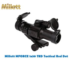 Millett 1x30mm Tactical 5 MOA Red Dot Sight – TRD1x30