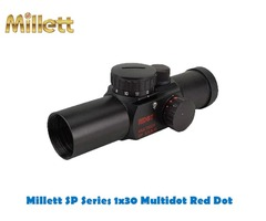 Millett SP Series Multi Dot 1x24mm Red Dot Sight