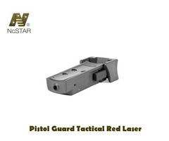 NcStar Lightweight Pistol Guard Tactical Red Laser – ATPLS