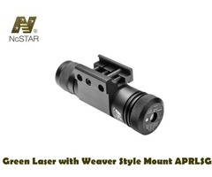 NcStar Tactical Green Laser with Weaver Style Mount – APRLSG