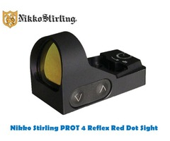 Nikko Stirling Diamond ProT 4 Reflex Red Dot Sight