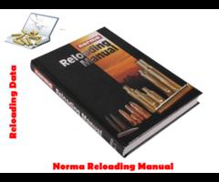 Norma Reloading Manual Handbook