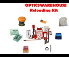 OPTICSWAREHOUSE Budget / Beginner Reloading Kit