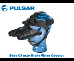Pulsar Edge GS 1×20 Night Vision Goggles