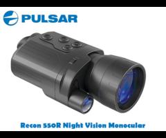 Pulsar Recon 550R Digital Night Vision Monocular with Recorder