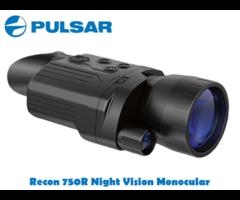 Pulsar Recon 750R Digital Night Vision Monocular with Recorder