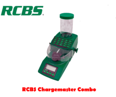 RCBS Chargemaster Combo Powder Scales and Dispenser