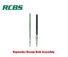 RCBS Expander Decap Unit Assembly