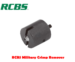 RCBS Military Crimp Remover