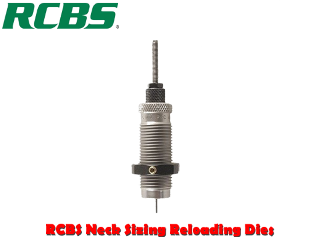 For Sale Rcbs Neck Sizer Reloading Die Gungle Www
