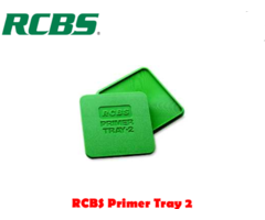 RCBS Primer Tray – 2