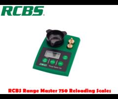 RCBS Rangemaster 750 Electronic Powder Scales